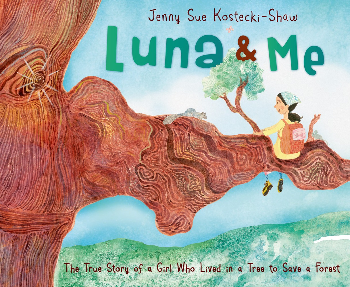 Luna and Me - book cover