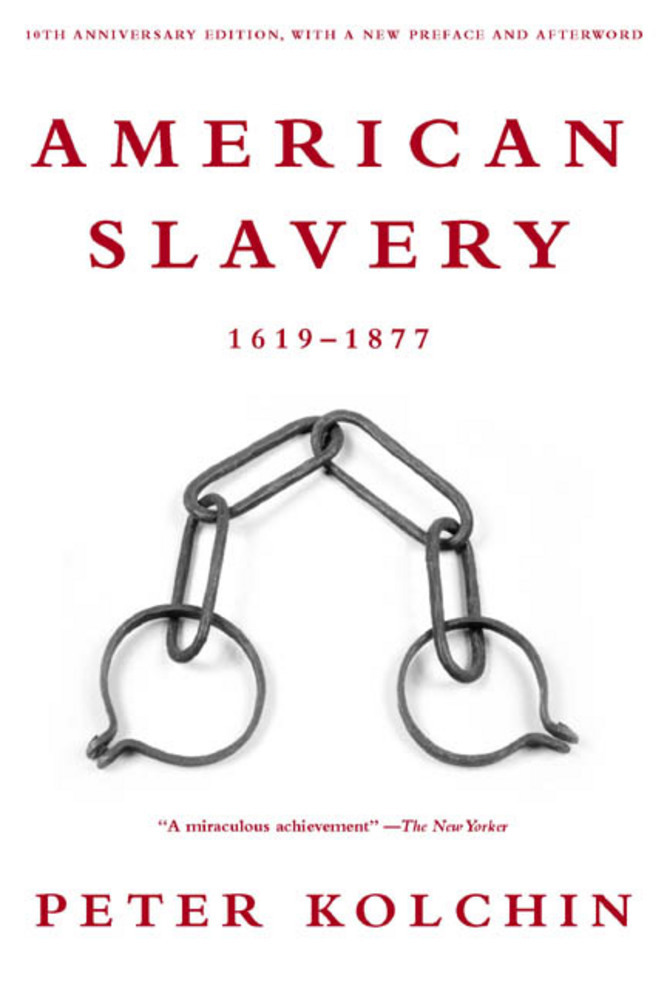 peter kolchin american slavery review