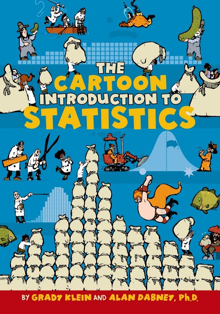 The cartoon introduction to statistics grady klein macmillan the cartoon introduction to statistics fandeluxe Image collections