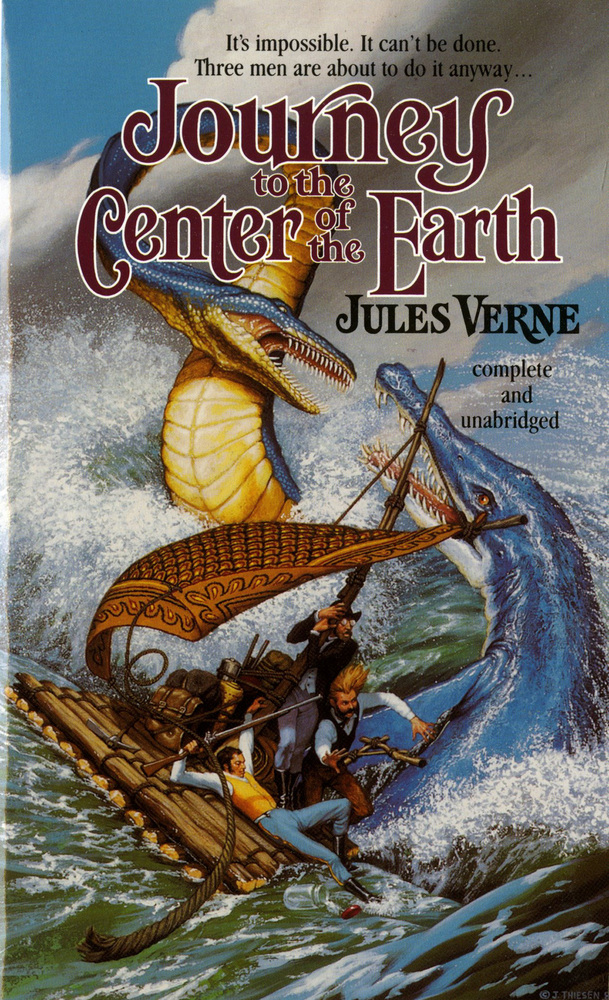 an analysis of the book a journey to the center of the earth by jules verne Journey to the center of the earth: from the earth to the moon the crew of apollo 11 made reference to jules verne's book during a tv broadcast on july 23 an analysis and comparison to apollo a jules verne centennial (images) (scribner ed).