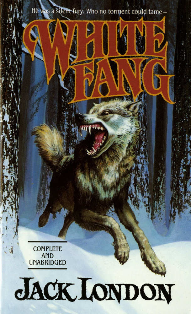an analysis of the novel white fang White fang is a 1906 novel written by jack london, often published together with the call of the wild nowadays whereas the latter 1903 novella is the story.