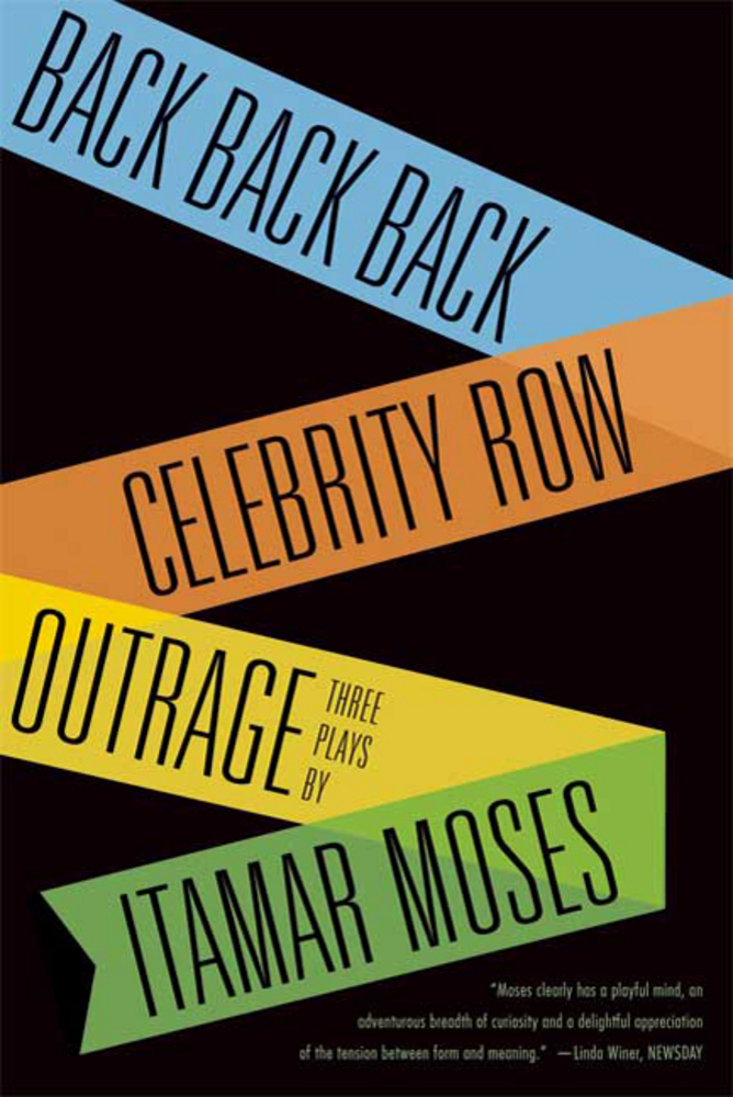Back Back Back; Celebrity Row; Outrage