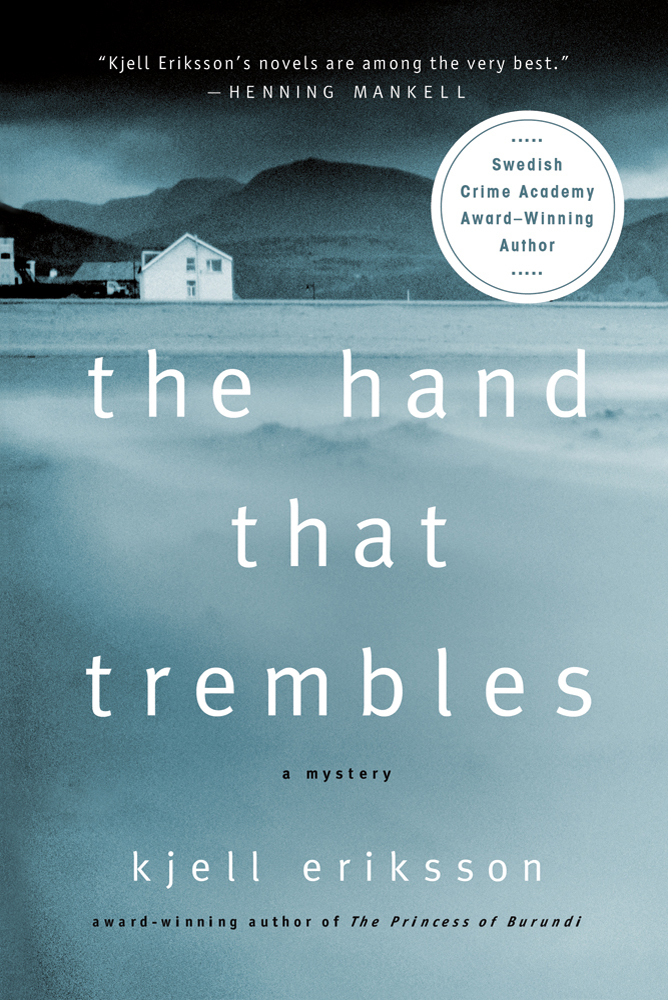The Hand That Trembles A Mystery Ann Lindell Mysteries