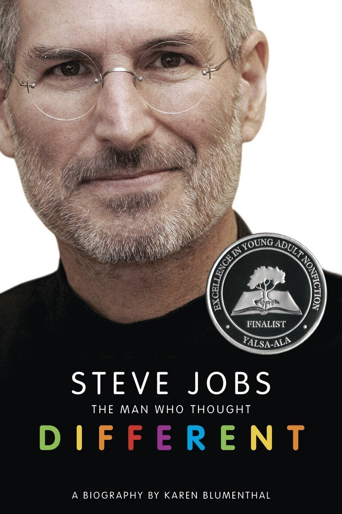 Steve Jobs The Man Who Thought Different Karen
