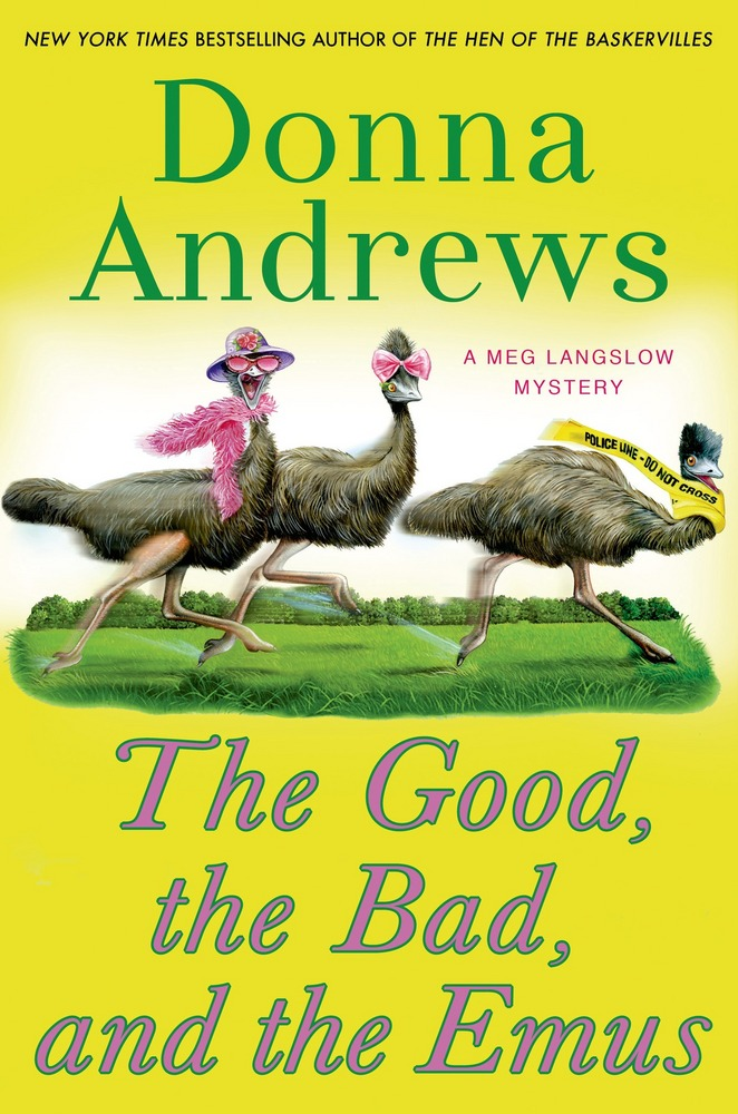 The Good, the Bad, and the Emus