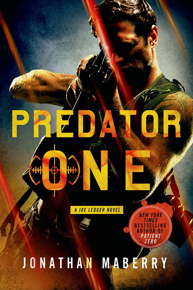 Predator One by Jonathan Maberry