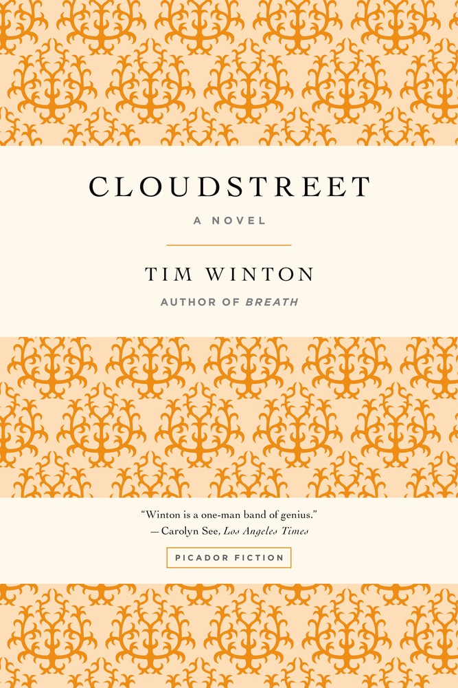 the personification of the house in cloudstreet a book by tim winton Tim winton ellen fontana: two families flee their rural livings to share a great continent of a house, cloudstreet  cloudstreet anew australian book.