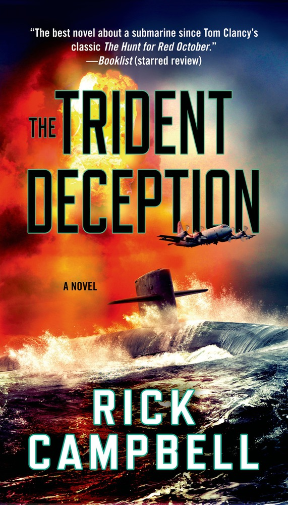 Trident Deception by Rick Campbell
