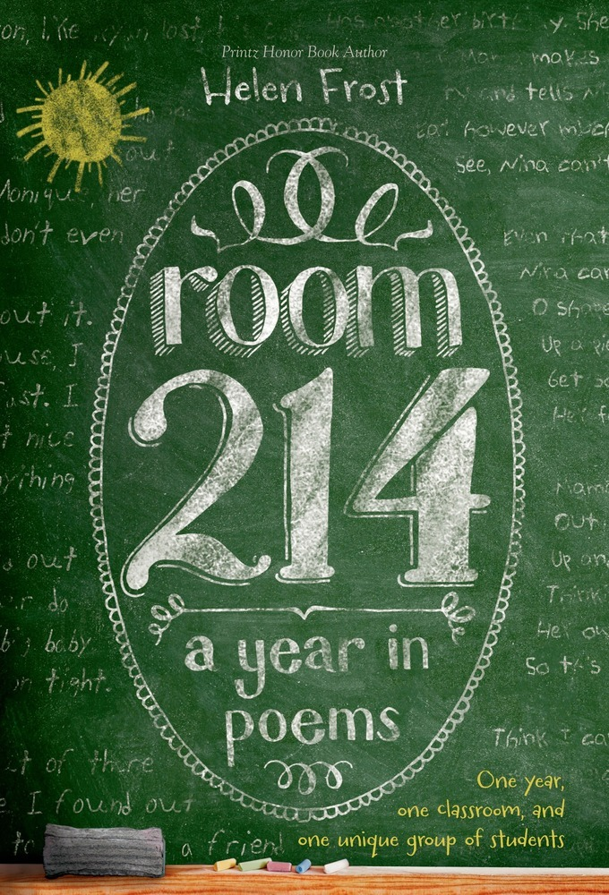 Room 214 a year in poems helen frost macmillan for Square fish publishing