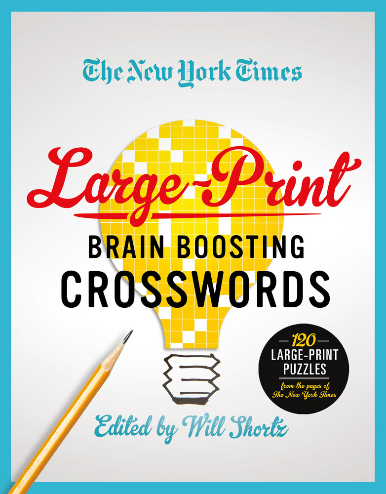 the new york times large-print brain-boosting crosswords   the new ...