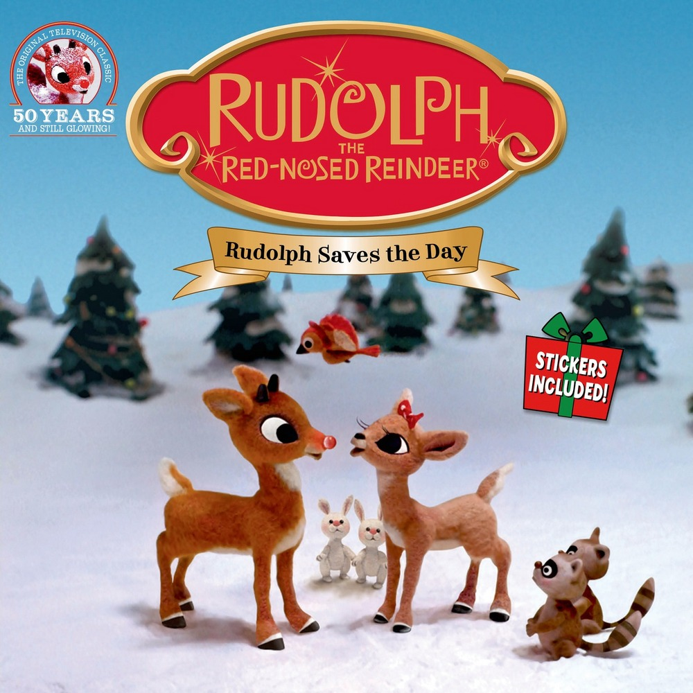 Rudolph the Red-Nosed Reindeer: Rudolph Saves the Day
