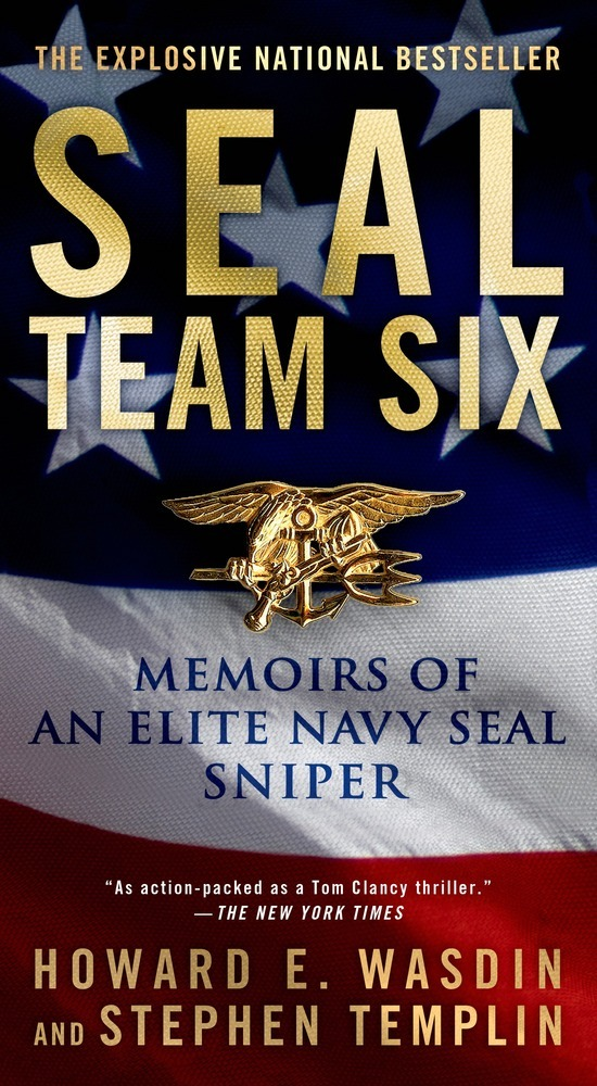 SEAL Team Six | Howard E  Wasdin | Macmillan