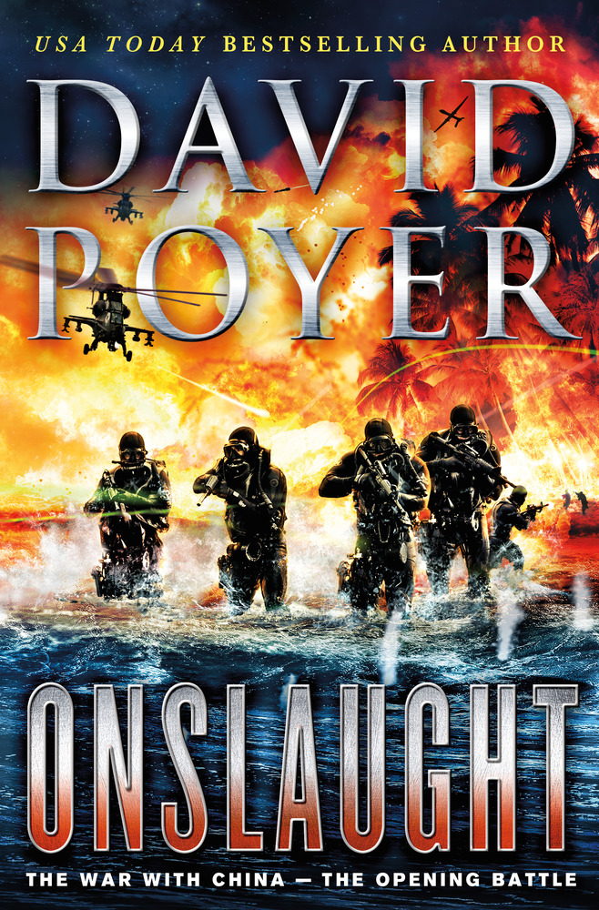 Onslaught by David Poyer
