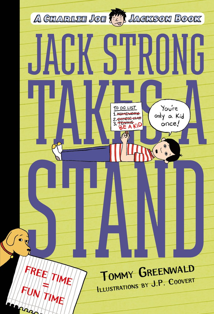 Jack Strong Takes a Stand