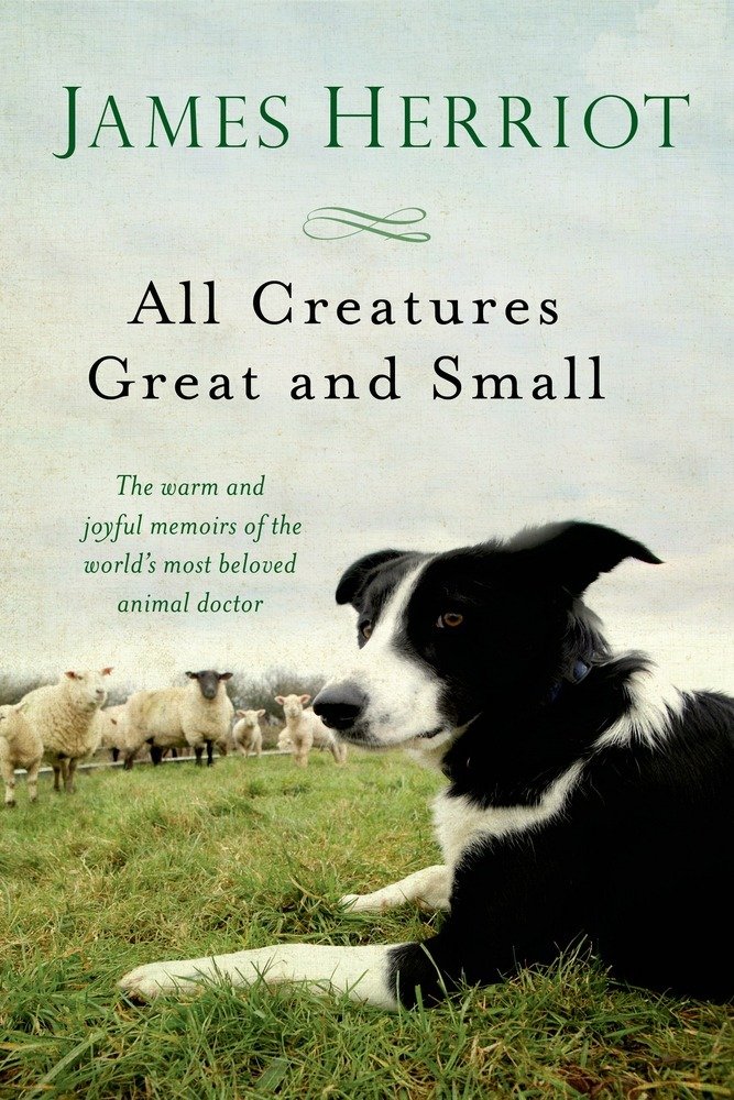 All Creatures Great And Small James Herriot Macmillan