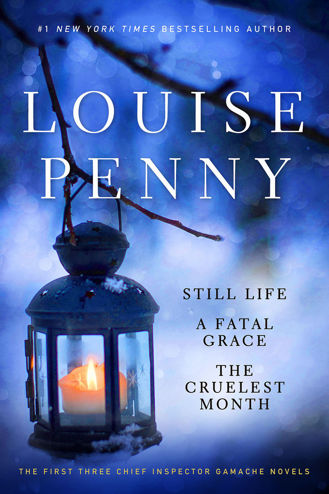 Louise Penny Boxed Set (1-3)