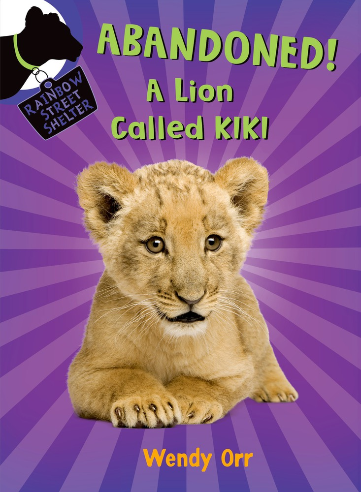 ABANDONED! A Lion Called Kiki