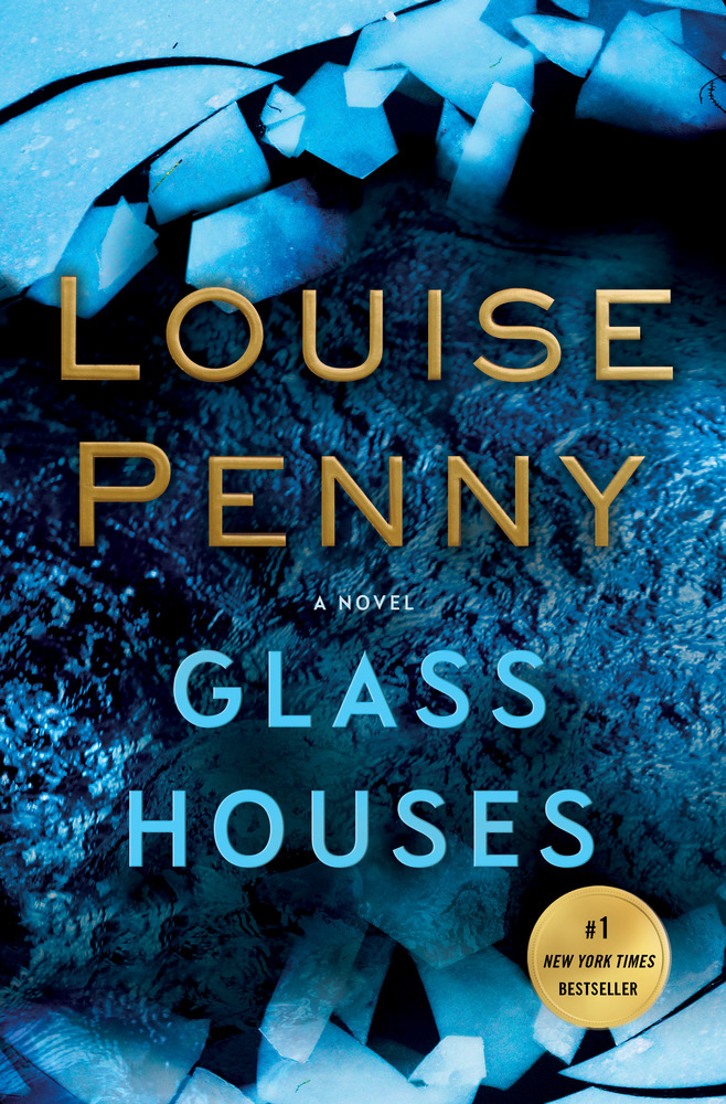 Image result for glass houses by louise penny