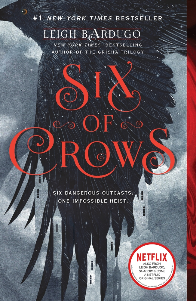 Book Cover Canvas Art Barnes And Noble : Six of crows leigh bardugo macmillan