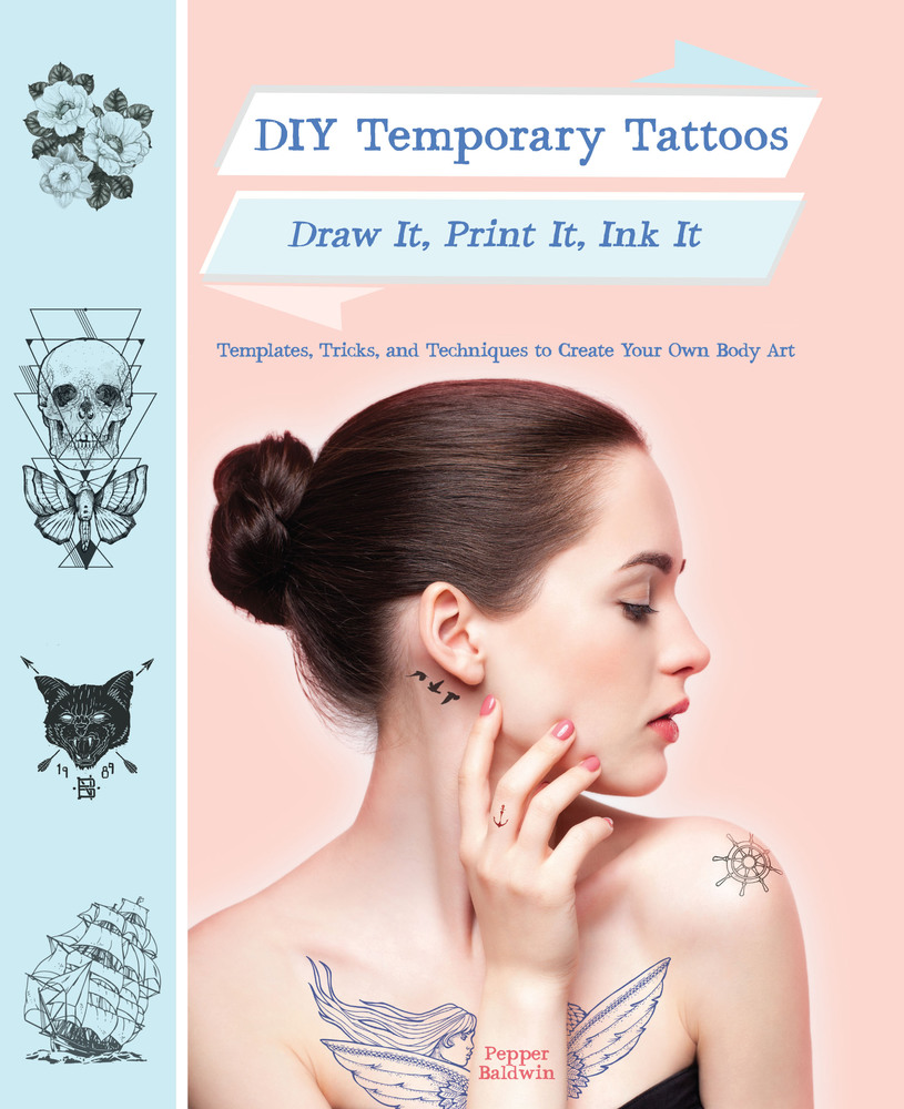DIY Temporary Tattoos