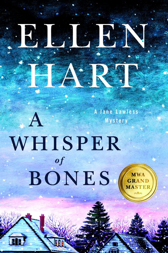 Whisper of Bones by Ellen Hart