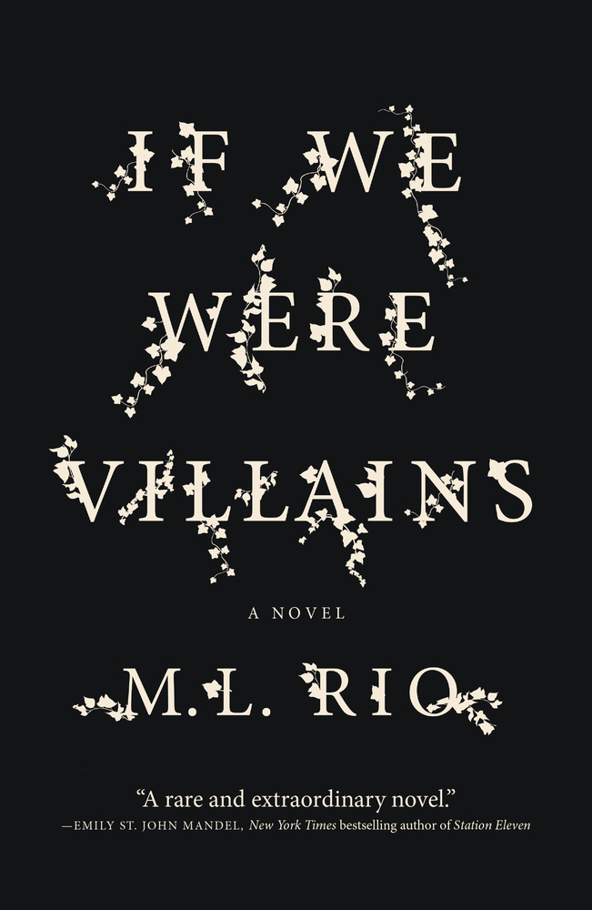 Image result for if we were villains cover