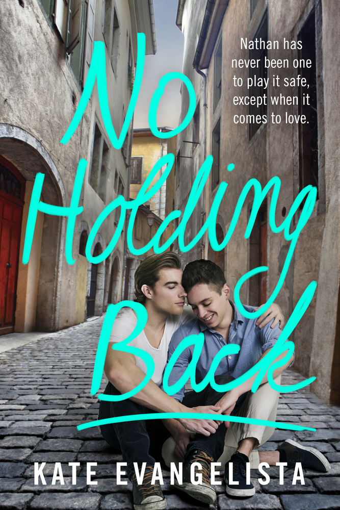 No Holding Back by Kate Evangelista