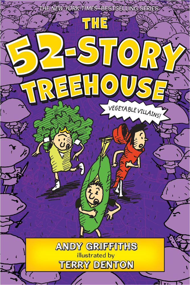 Andy Griffiths Treehouse Part - 25: The 52-Story Treehouse