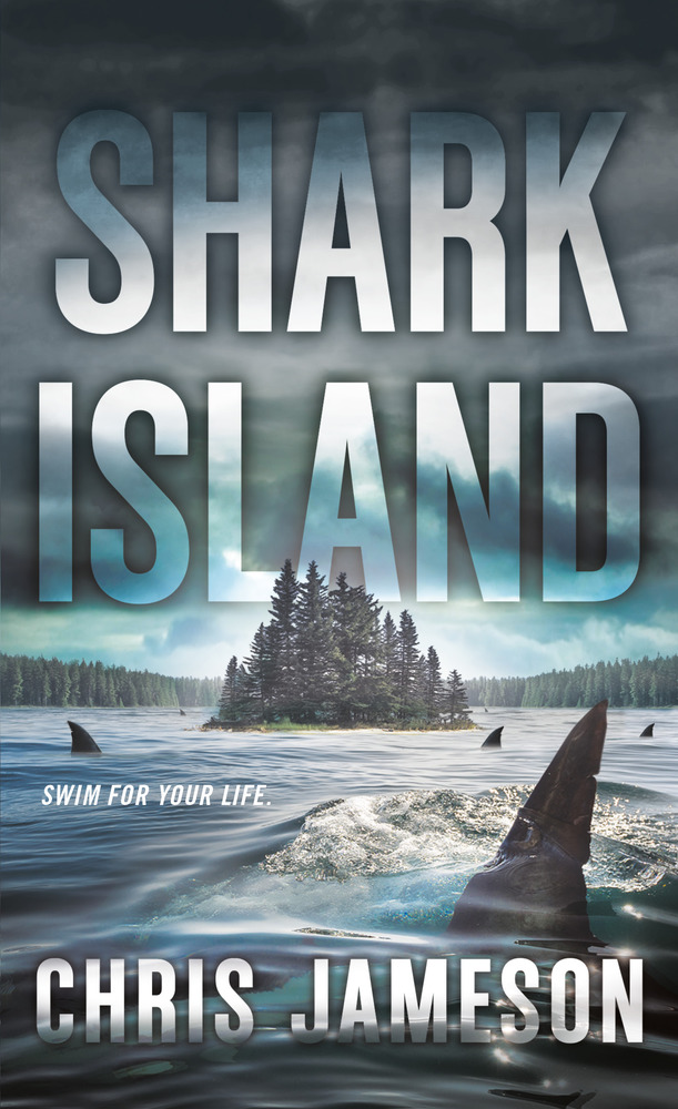 Shark Island by Chris Jameson