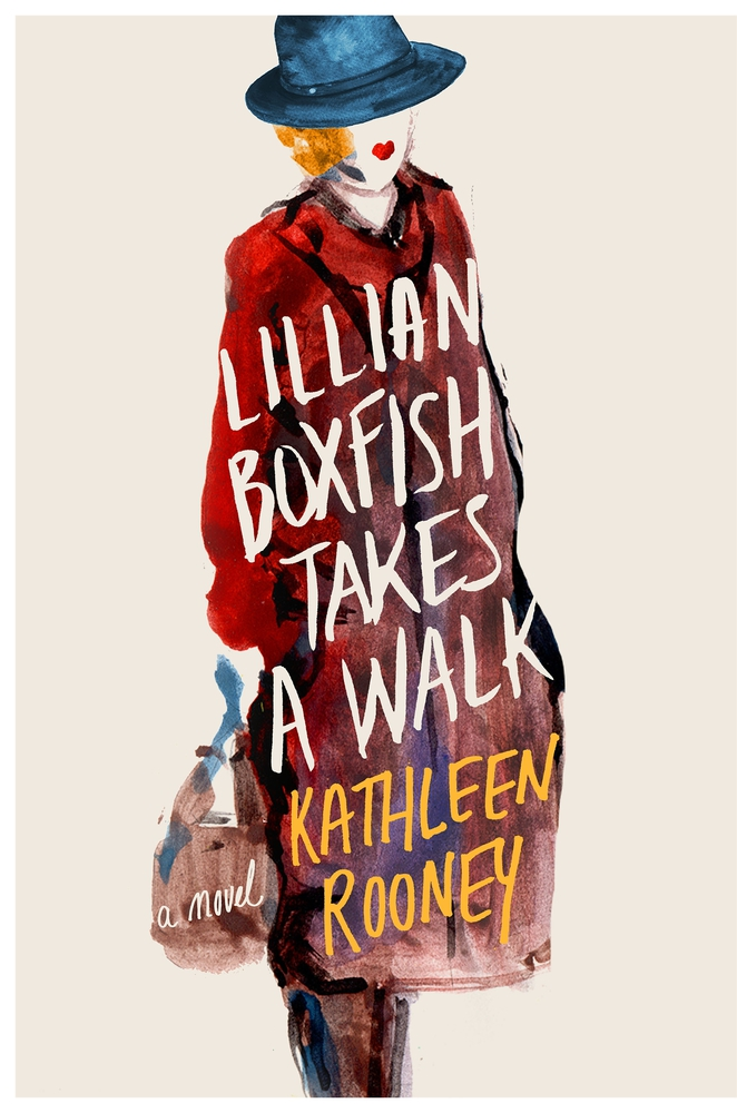 Image result for lillian boxfish takes a walk