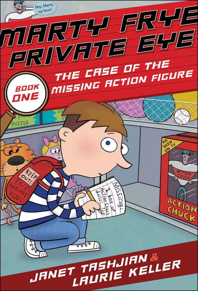 Marty Frye, Private Eye