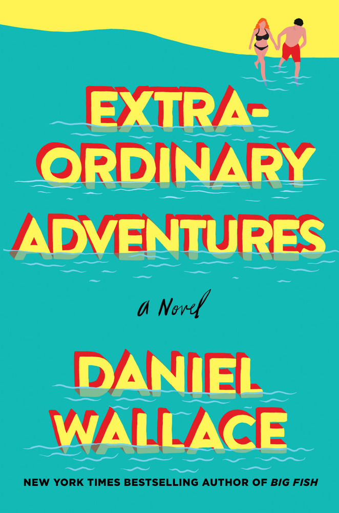 Extraordinary Adventures book cover