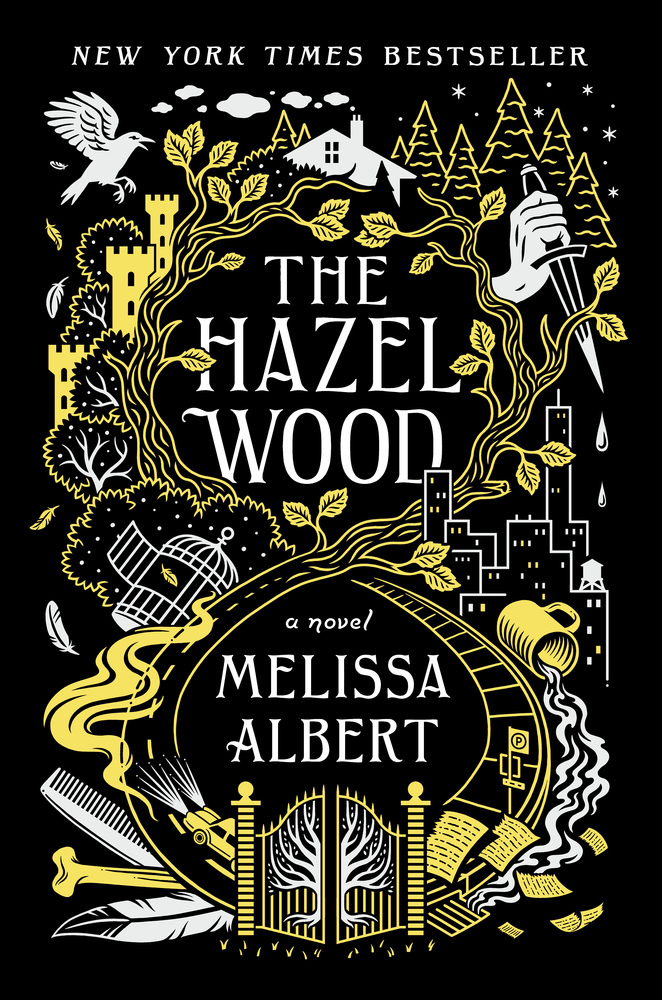 Image result for the hazel wood by melissa albert