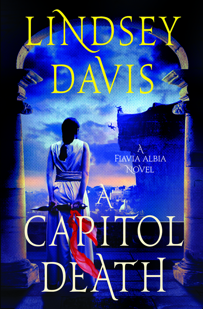 A Capitol Death by Lindsey Davis