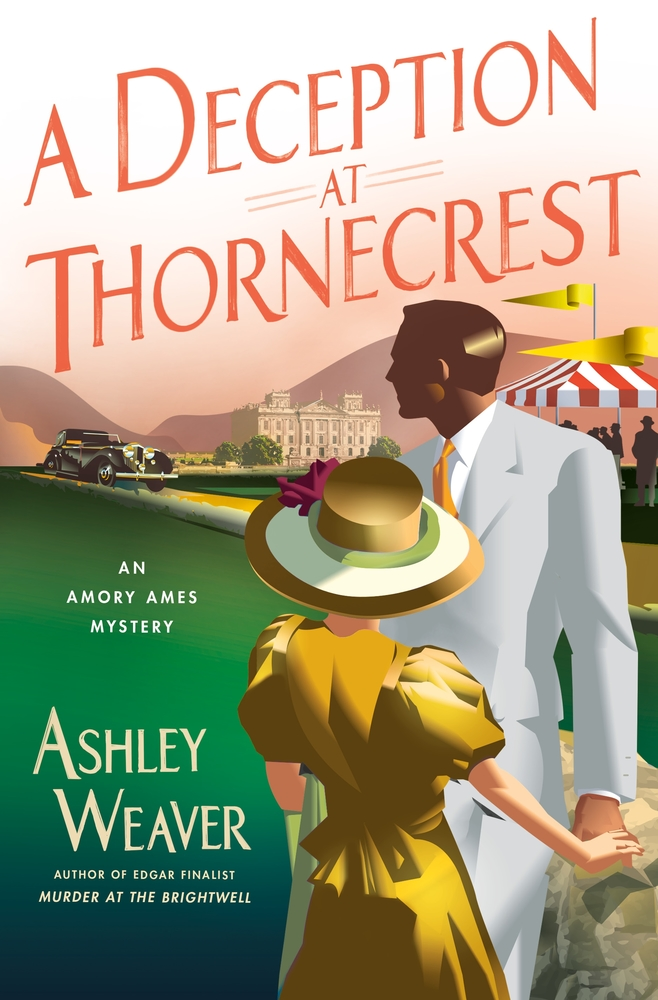 A Deception at Thornecrest by Ashley Weaver