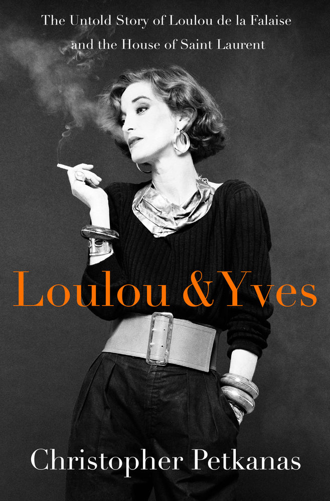 Loulou & Yves by Christopher Petkanas