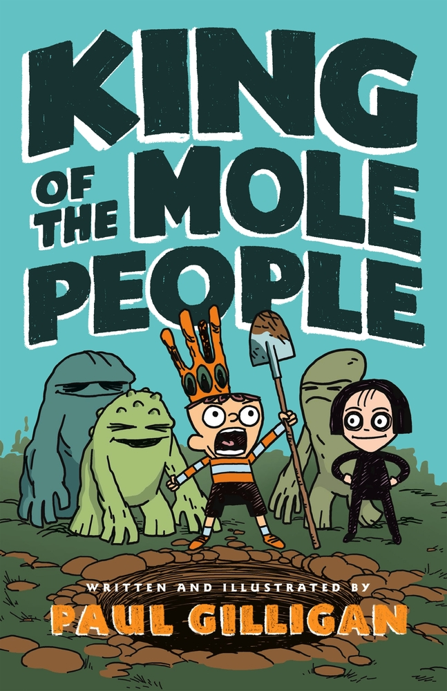 Image result for king mole people cover