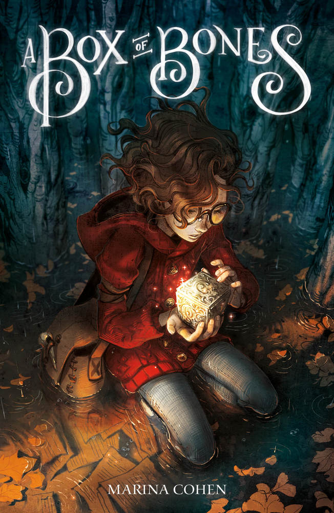 Image result for box of bones cover