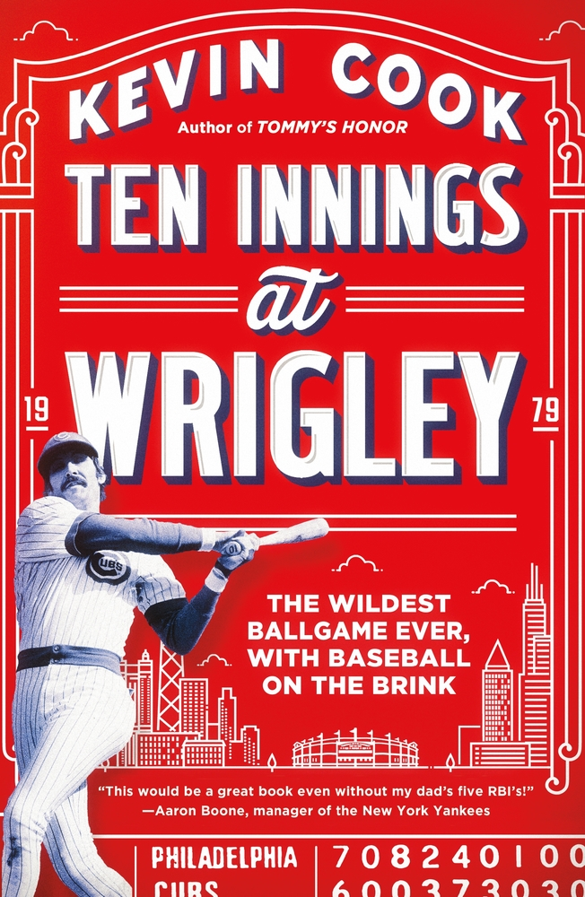 Ten Innings at Wrigley by Kevin Cook