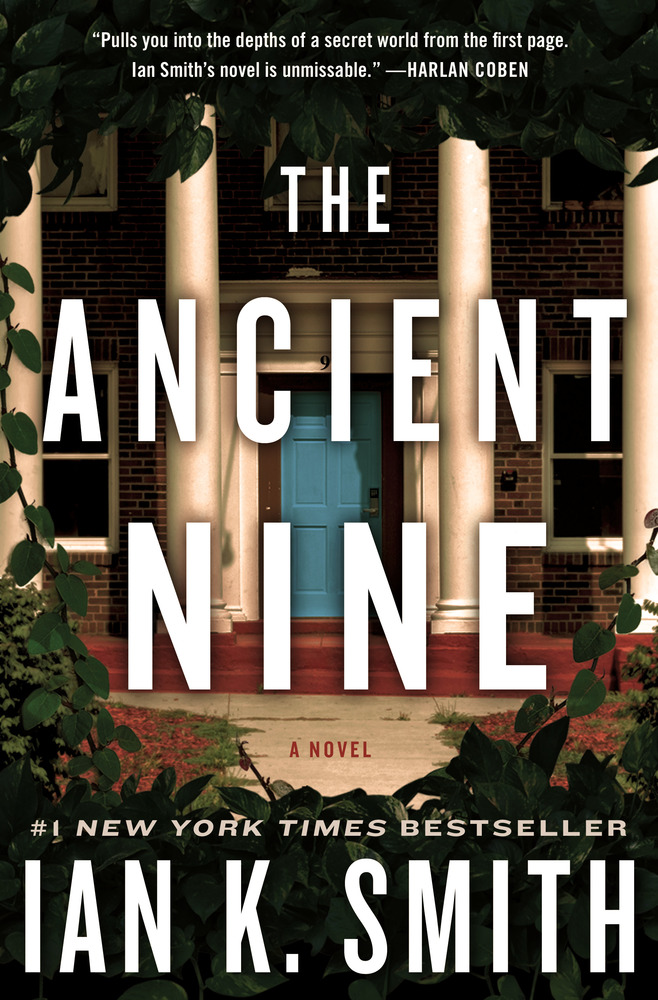 Image result for the ancient nine by ian k smith