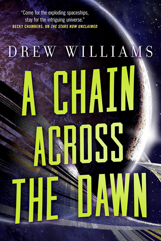 A Chain Across the Dawn