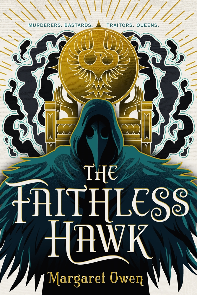 Image result for The Faithless Hawk by Margaret Owen""
