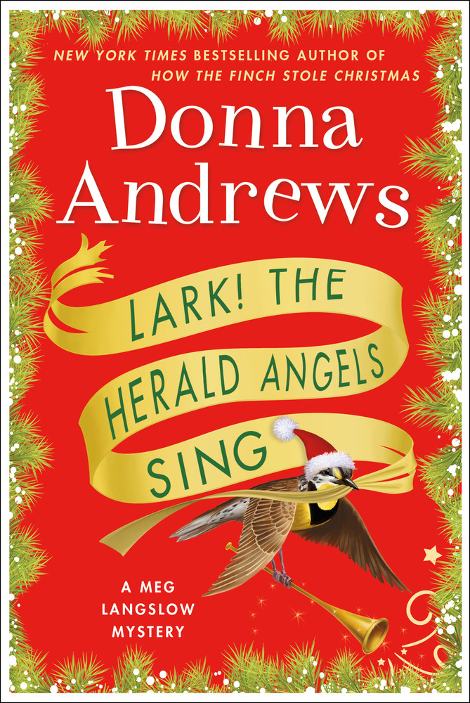 Lark The Herald Angels Sing Donna Andrews Macmillan
