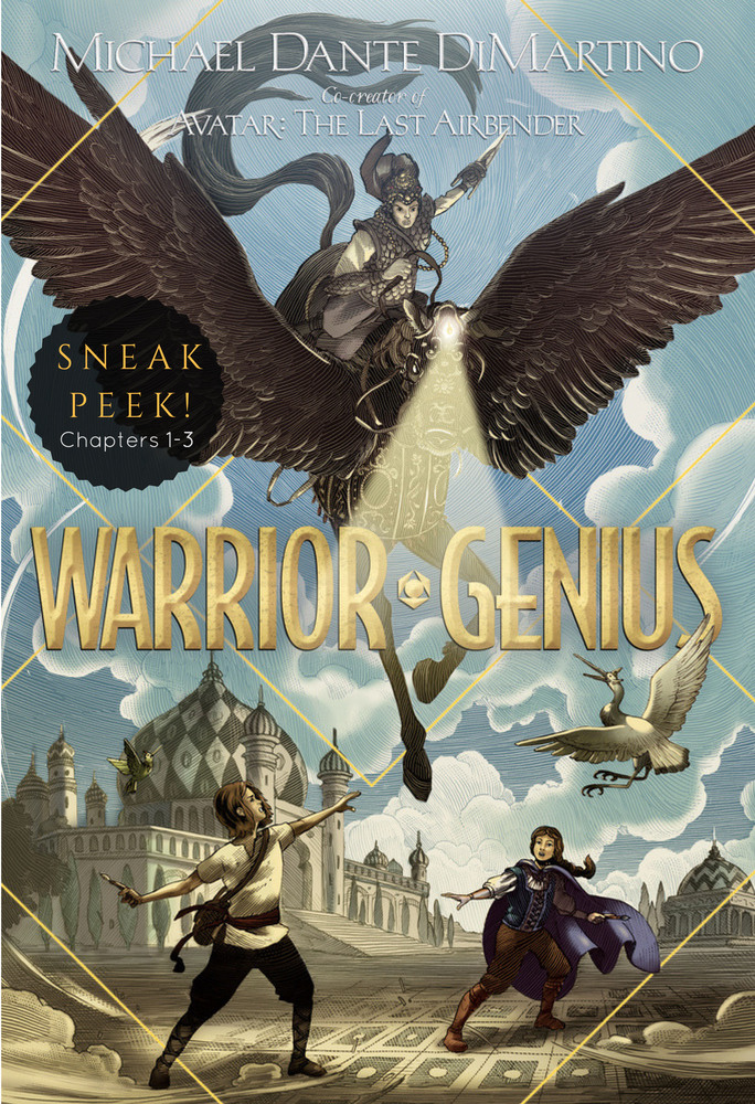 Warrior Genius Sneak Peek