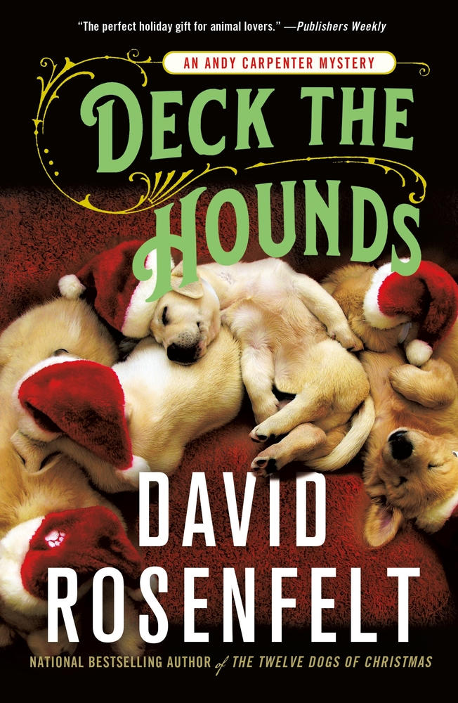 Deck the Hounds by David Rosenfelt