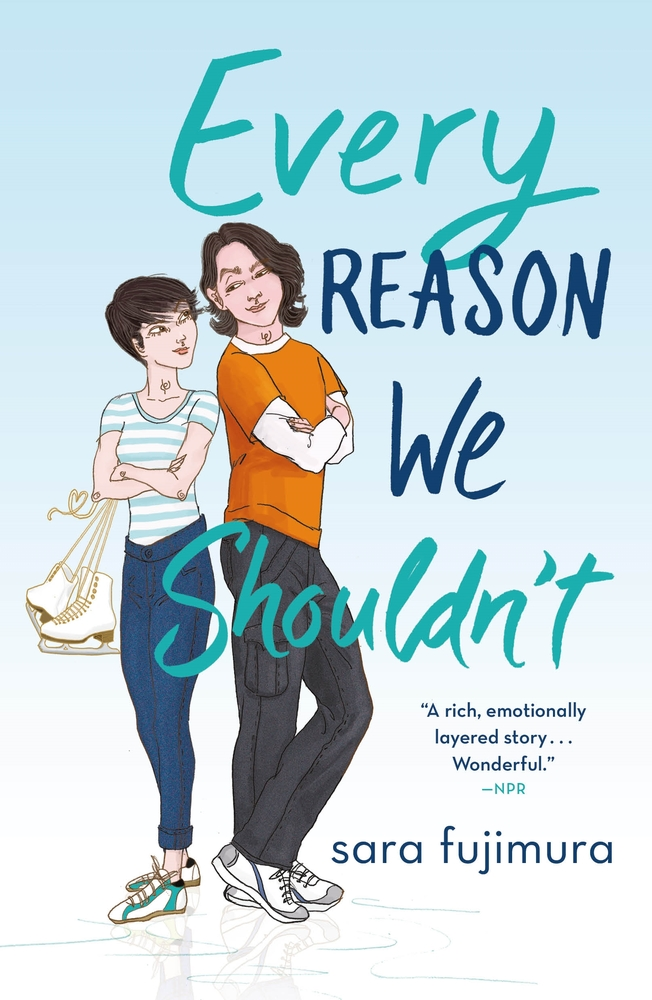 Image result for every reason we shouldn't by sara fujimura