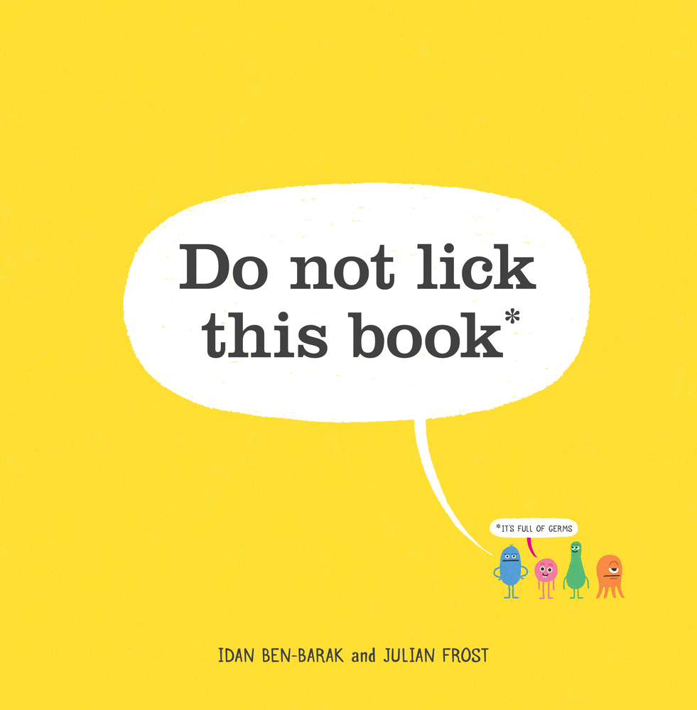 Do Not Lick This Book