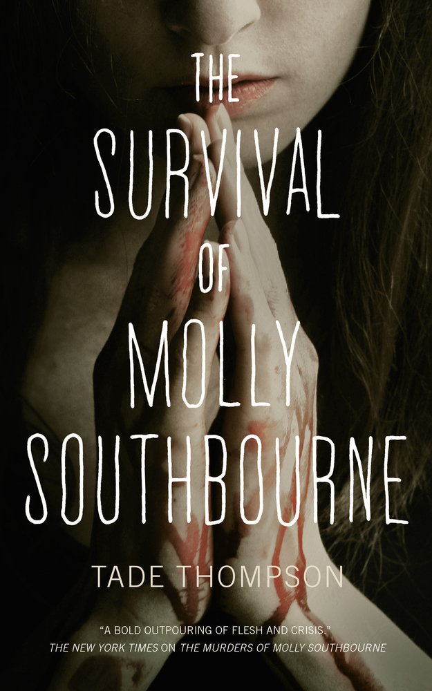 Tade Thompson's THE SURVIVAL OF MOLLY SOUTHBOURNE