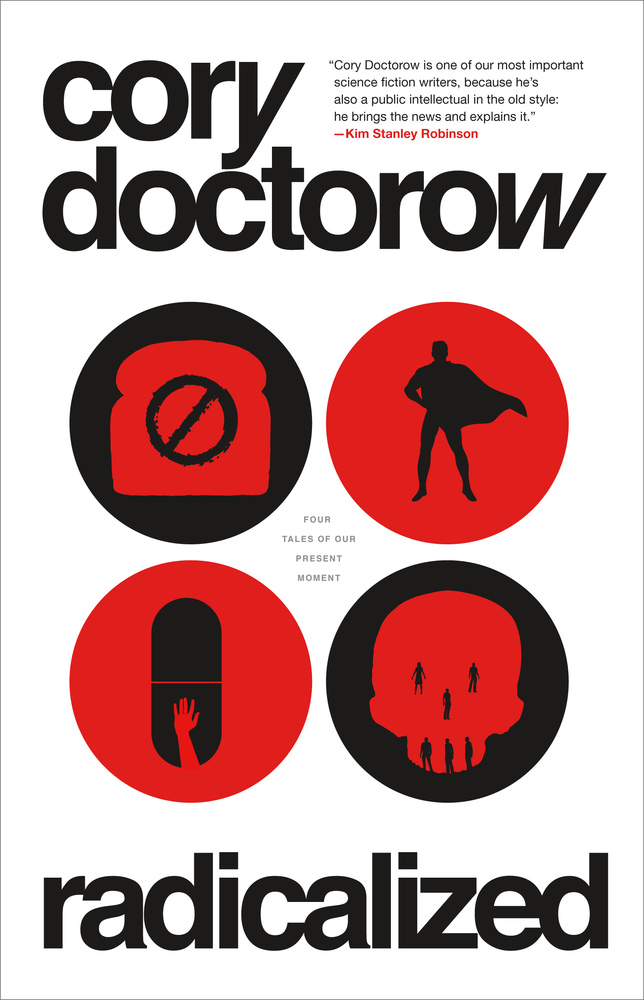Cory Doctorow's RADICALIZED