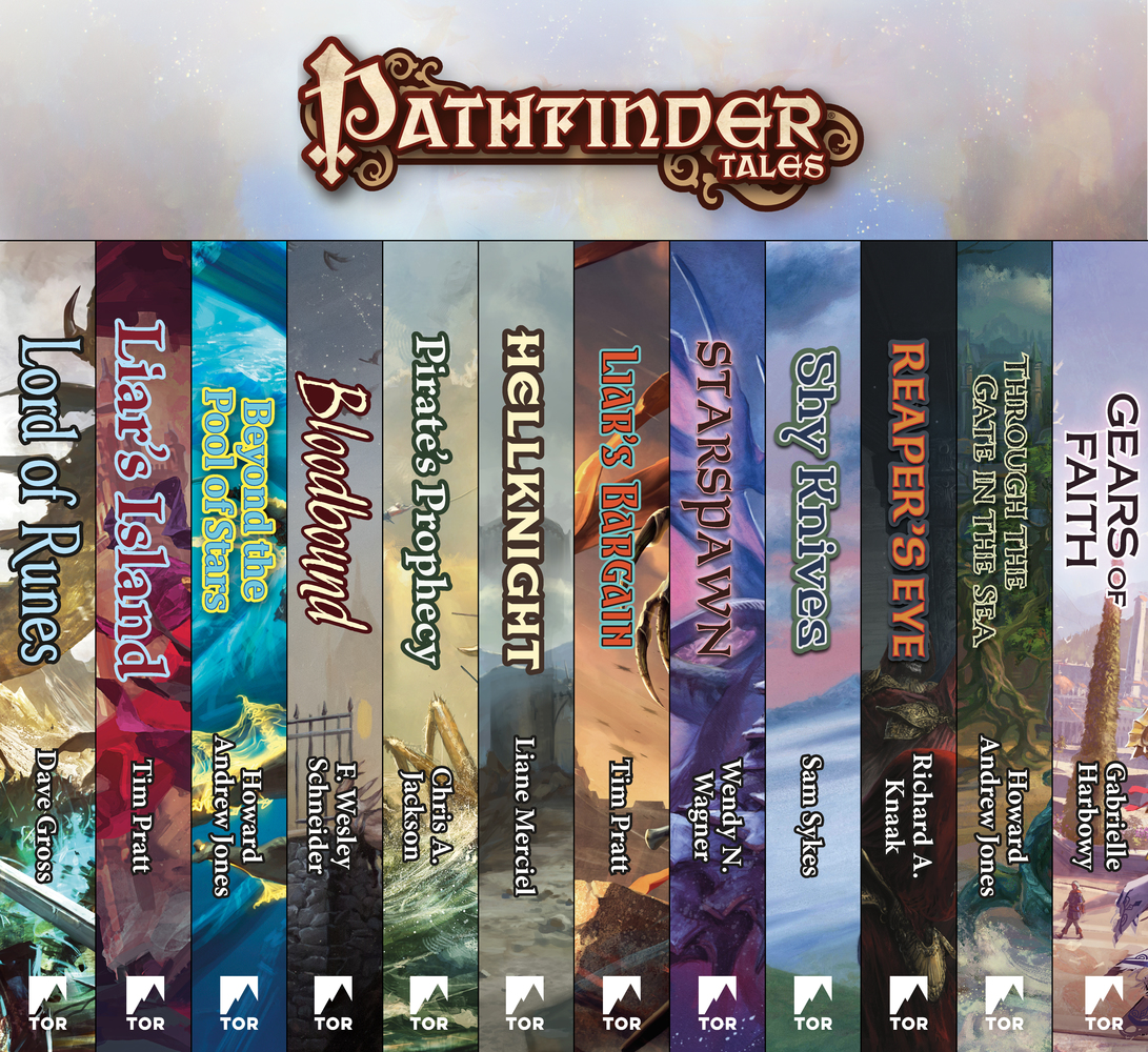 A Pathfinder Tales Collection